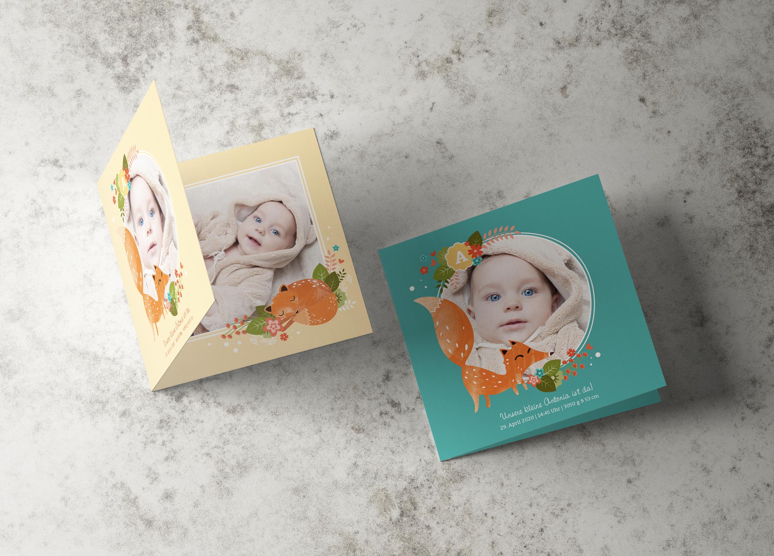 Babykarte_Fuchs